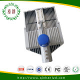 Slimme LEIDENE Straatlantaarn 50W aan 100W met PLC van de Fotocel en het Draadloze Systeem van het Controlemechanisme