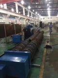 Cortadora del tubo del oxy-combustible de la llama del plasma del CNC para el tubo de acero de aluminio