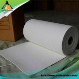 Papel refractario de fibra de cerámica para los recursos de la protección contra los incendios