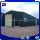 Entrepôt léger de structure métallique de constructions de structure métallique à vendre