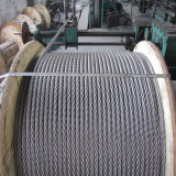 6X36+Iwrc Stainless Steel Wire Rope 32mm