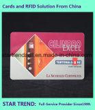 Tarjeta el 80% del regalo de la tarjeta de las compras de la tarjeta con la raya magnética para la alameda