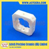 Productos de cerámica modificados para requisitos particulares de la estructura Parts/Al2O3 del alúmina que trabajan a máquina