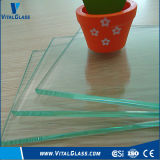 painel do vidro de flutuador do espaço livre do ferro de 19mm baixo com CE & ISO9001