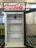Gegenoberseite-Getränkebildschirmanzeige-Kühlvorrichtung-Kühlraum-Schaukasten in der Qualität