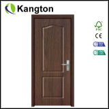 MDF novo Wooden Doors do PVC Coated de Design Interior (porta do PVC)
