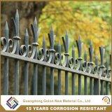 La rete fissa esterna dell'alluminio riveste la recinzione di pannelli di alluminio