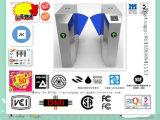 Turnstile van de Driepoot van de vingerafdruk Poort met bi-Richting RFID de Toegang van de Barrière