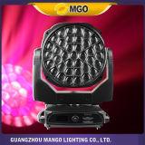 K20 la luz principal móvil DJ de los Abeja-Ojos 37*15W 4in1 LED se enciende