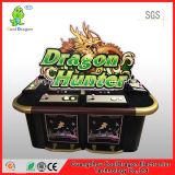 Машина видеоигры охотника рыб задвижки игрока игры 8 казина