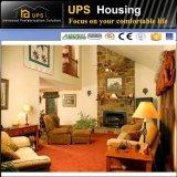 Prefab Modulaire Huisvesting met Onroerende goederen En Bouw