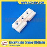 Prodotti di ceramica lavoranti personalizzati della struttura Parts/Al2O3 dell'allumina