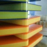1mm tot 30mm Thick anti-UvTwo Color HDPE Sheet