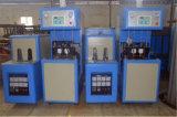 Preço moldando Semi automático garantido da máquina do sopro do frasco do suco da qualidade