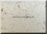 Nuove parti superiori di superficie solide progettate della barra della lastra del quarzo per materiale da costruzione