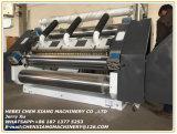 Польностью автоматическая гофрированная бумага одиночного обкладчика делая машину