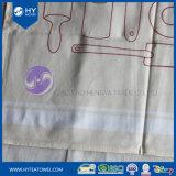 Напечатанное таможней полотенце чая кухни логоса