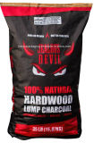 Kraft Paper Bag per Hardwood Lump Charcoal