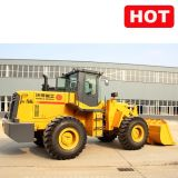 Rock Bucket (W156)를 가진 5ton Wheel Loader
