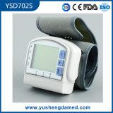Monitor de la presión arterial con la visualización Ysd702s del LCD