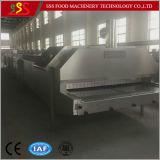 Замораживатель IQF тоннеля замораживателя жидкого азота качества еды