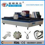 500W CNC de Scherpe Machine van de Laser van de Vezel voor Roestvrij staal
