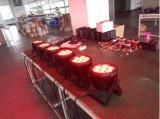 РАВЕНСТВО IP65 новое 7X10W RGBWA СИД для напольного освещения сада