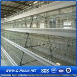 Heißer eingetauchter galvanisierter Geflügel-Ei-Schicht-Rahmen mit Fabrik-Zaun