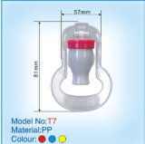 Taraud d'eau en plastique pour le distributeur de l'eau (T7)