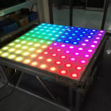 65W RGB PVC 도매 LED 댄스 플로워 DJ 점화