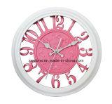 Reloj de pared al por mayor de moda decorativo del estilo único