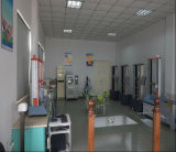 Körperliches Laborgerät mit konkurrenzfähigem Preis, dehnbare Prüfungs-allgemeinhinmaschine