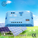 10A 20A SolarCharge  Regler/Controller mit USB