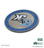 Moneta molle personalizzata del ricordo dello smalto del metallo per l'associazione del banco