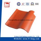 Плитка крыши изготовления строительного материала плиток толя глины керамическая сделанная в Китае