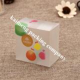Коробка любимчика верхнего качества замороженная пластичная складывая для играя карточек