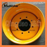 Borde Dw27*32/ruedas de acero para la maquinaria de granja agrícola