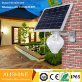 luz à terra psta solar do jardim do diodo emissor de luz da iluminação ao ar livre de 9W 12W 18W