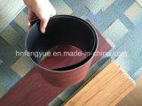 Plancher chaud de vinyle de PVC de prix bas de vente du marché d'Amercia