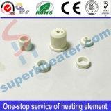 Materiale caldo del riscaldatore del quarzo di vendita e spina di ceramica del montaggio