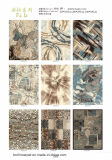 中国の床の敷物の製造