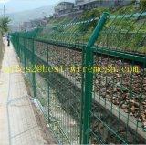 Recinzione saldata blocco per grafici protettivo ferroviario