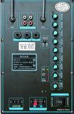 Cadre rechargeable de haut-parleur de Bluetooth de 15 pouces avec l'affichage numérique F15-03
