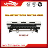 Oric Fp3202 E-3.2m Directamente impresora de sublimación de la tela con dos cabezas Dx-5 de impresión para el indicador de la bandera