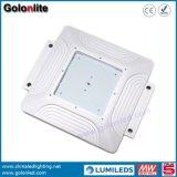 Neue heiße Verkaufs-Decke vertiefte eingehangenes Tankstelle-Oberflächenlicht der hohen Leistungsfähigkeits-150W LED