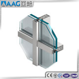 Стекло здания и алюминиевая и алюминиевая ненесущая стена (весь проект)