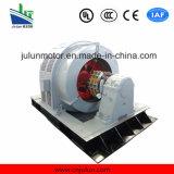 Motor de indução elétrico assíncrono 3-Phase de alta tensão Large-Sized Seriesyr1600-10/1730-1600kw da C.A. do anel deslizante de rotor de ferida