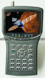 Built in Battery 4.3 Inch Digital Satellite Finder Meter
