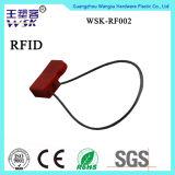 Verbinding van de Draad van de Injectie RFID van de Spaander van de Veiligheid van de Vervaardiging van de Fabriek van de Verbinding van China de Plastic
