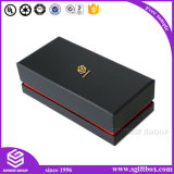 Caixa de empacotamento do presente de papel rígido personalizada para o cliente